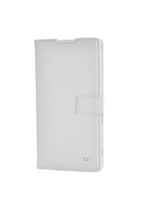 Gpack Sony Xperia T2 Kılıf Kapaklı Cüzdan