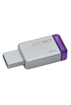 Kingston DataTraveler50 8GB USB 3.0 Bellek  DT50/8GB