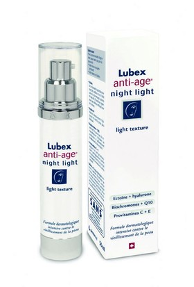 Lubex Anti Age Night Light 50 ml - Hafif Gece Kremi