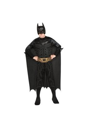 Rubies Batman Kara Şövalye Klasik Çocuk Kostüm 4-6 Yaş