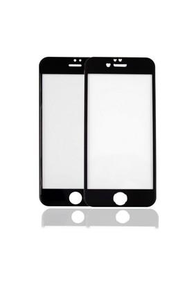 Iphone 6 ve 6S Siyah 3D Curve Titanium Cam 4,7 Ekran cin35sy