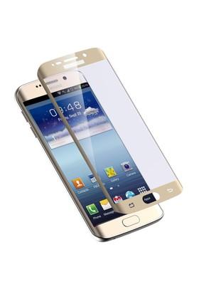 Glass Samsung Galaxy S7 Edge Kavisli Cam Ekran Filmi cin42sr