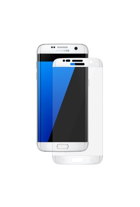 Samsung Galaxy S7 Edge Kavisli Cam Ekran Filmi cin42by