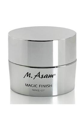 M. Asam Magic Finish 30Ml - Sihirli Fondöten