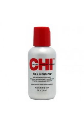 CHI Infra Silk Infusion Parabensiz Onarıcı Cilt ve Saç Serumu 59ml