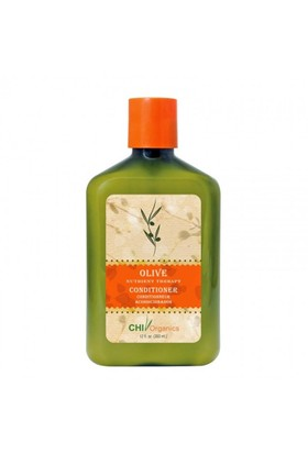 CHI Organics Olive Nutrient Therapy Zeytinyağlı Saç Kremi 350ml