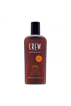 American Crew Daily Erkeklere Özel Normal ve Yağlı Saçlar İçin Arındırıcı Günlük Şampuan 250ml