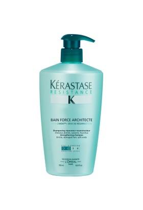 Kerastase Resistance Bain Force Archıtecte-Yıpranmış Saçlar İçin Kuvvet Banyosu (1-2) 500ml
