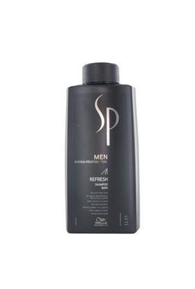 Wella Sp Men Refresh Canlandirici Şampuan 1000ml