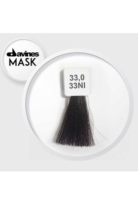 Davines Mask Boya 33.0 / 33NI Koyu Kahve