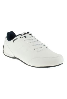 Jump 11743 Bağlı Beyaz Erkek Spor Ayakkabı