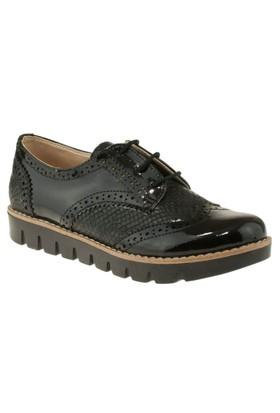 Vicco 952Y324 Bağlı Klasik Siyah Çocuk Ayakkabı