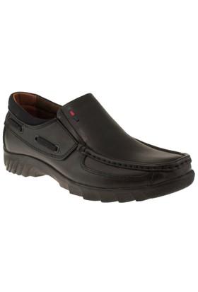 Banner 503 Mokasen Comfort Siyah Erkek Ayakkabı