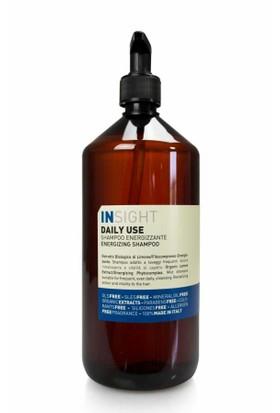 insight Daily Use Energizing Shampoo - Enerji Verici Günlük Kullanim Şampuanı 1000ml