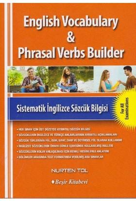 English Vocabulary: Phrasal Verbs Builder - Nurten Tol