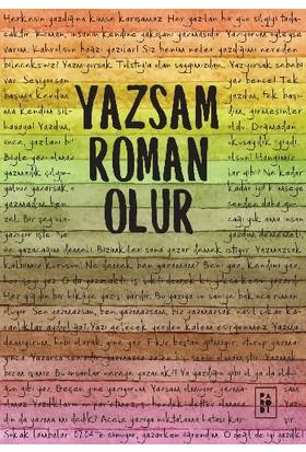 Yazsam Roman Olur - Songül Bakar