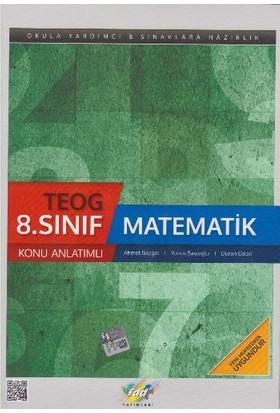 Fdd Yayınları 8. Sınıf Teog Matematik Konu Anlatımlı - Ahmet Geçgel