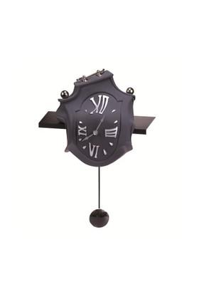 Antartidee Raf üzerine Sarkaçlı Saat / Drop Pendulum Clock