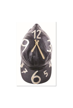 Antartidee Şapka Tasarımlı Duvar Saati / Little Hat