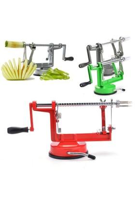 Epinox Pratik Elma Dilimleme ve Soyma Makinası