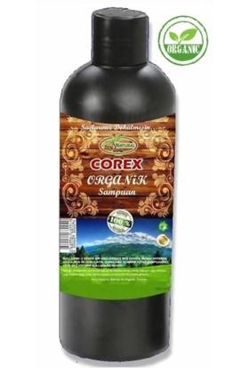 Corex Organik Saç Bakım ve Canlandırıcı Şampuan