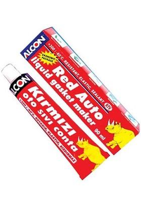 Alcon Kırmızı Sıvı Conta 50 Ml.