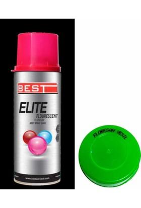 Best Elite Florasan Yeşil Sprey Boya 400Ml 25802
