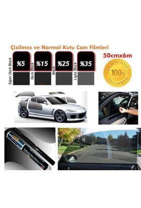 Cam Filmi Kutu 50Cmx6M Black