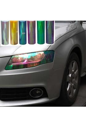 Far Filmi 30Cmx10Mt Kolormatik Lazer Açık Yeşil