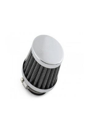 Hava Filtresi 2 Aparatlı(Dar-Geniş Ağızlı) Krom-Siyah