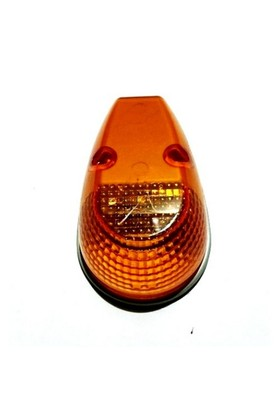 Mini Marker Lamba Bk 43 12V Sarı