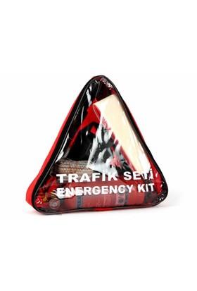 Trafik Seti Bez Çanta (Yönetmeliğe Uygun) Ts-2003