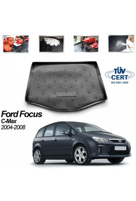 Ford Focus C Max Hb Bagaj Havuzu Siyah