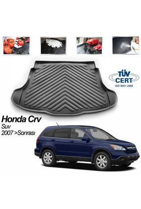 Honda Crv Suv Bagaj Havuzu Siyah 2007-2013