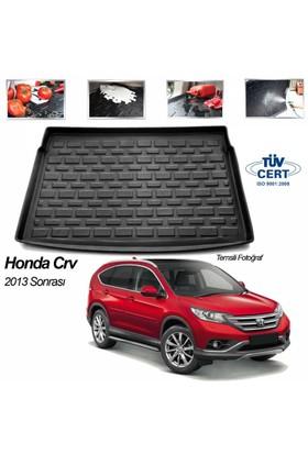 Honda Crv Suv Bagaj Havuzu Siyah 2013 Ve Sonrası