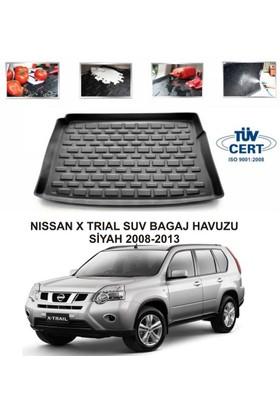 Nissan X Trıal Suv Bagaj Havuzu Siyah 2008-2013