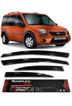 2 Li Ford Connect Sport Style Sunplex Cam Rüzgarlığı