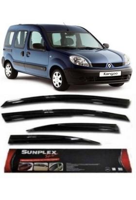 2 Li Renault Kango Sport Style Mügen Tipi Sunplex Cam Rüzgarlığı