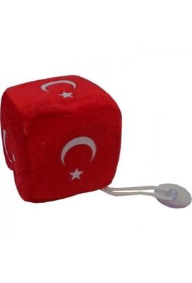 Zar Bayrak Çap:6Cm