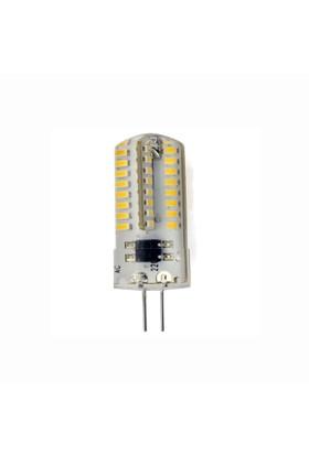 10 Adet Shibo Oem 64 Led G4 Led Ampul Beyaz Işık 12V