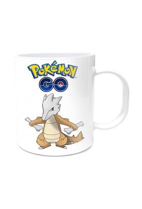 Pokemon Tasarımlı Kupa Bardak Marowak