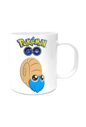 Pokemon Tasarımlı Kupa Bardak Omanyte