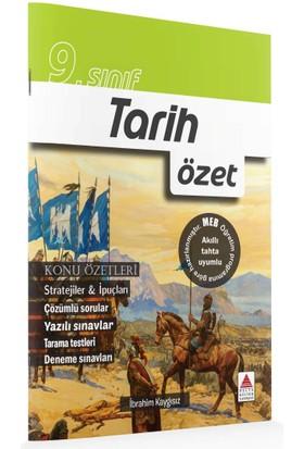 Delta Kültür Basım Yayın 9. Sınıf Tarih Özet - İbrahim Kaygısız