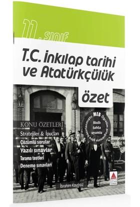 Delta Kültür Basım Yayın 11.Sınıf T.C İnkılap Tarihi Ve Atatürkçülük - İbrahim Kaygısız