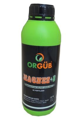 Magnez S Magnezyum Kükürt Karışımlı Sıvı Gübre 1 Litre