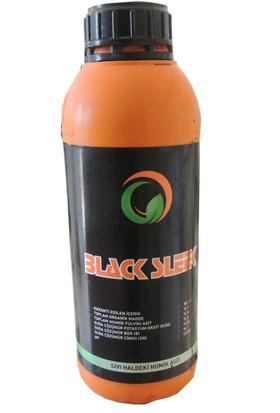 Black Sleek Bor Çinko Potasyum Karışımlı Sıvı Humik Asit 1 Litre
