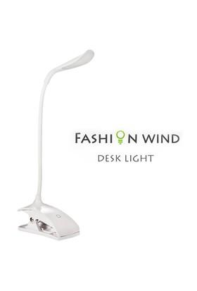 Fashion Wind Dokunmatik Masa Lambası 3 Kademeli