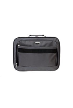 M&W Nb-Km900-G Tam Kasnaklı Laptop Çantası Gri