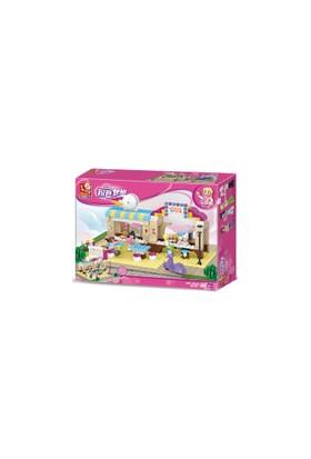 Sluban Girls Dream B0530 Açık Kafe 257 Parça