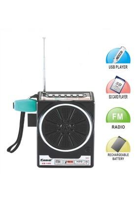 Kamal Km-1480 Mini Usb-Sd-Radyo Çalar Şarjlı